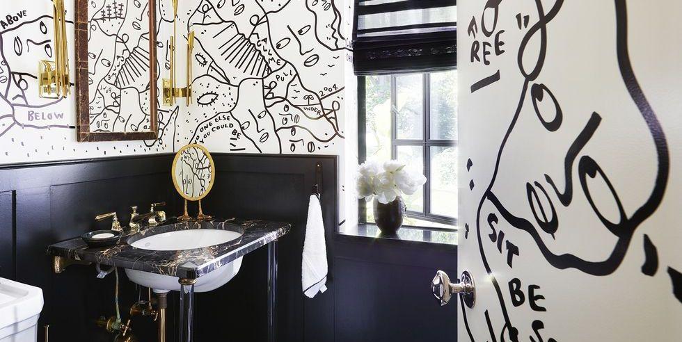 نقاشی-ساختمان-خلاقانه-3400